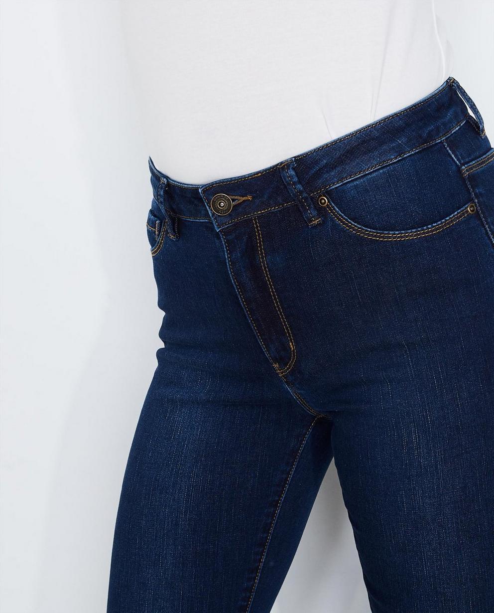 Jeans - aqua - Jeans slim bleu foncé